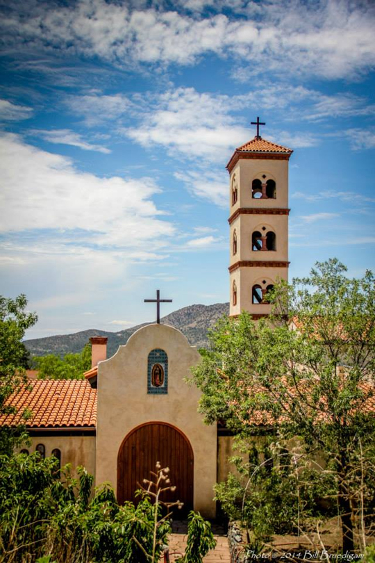 Our Lady of Guadalupe Monastery in New Mexico