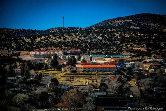 West New Mexico U